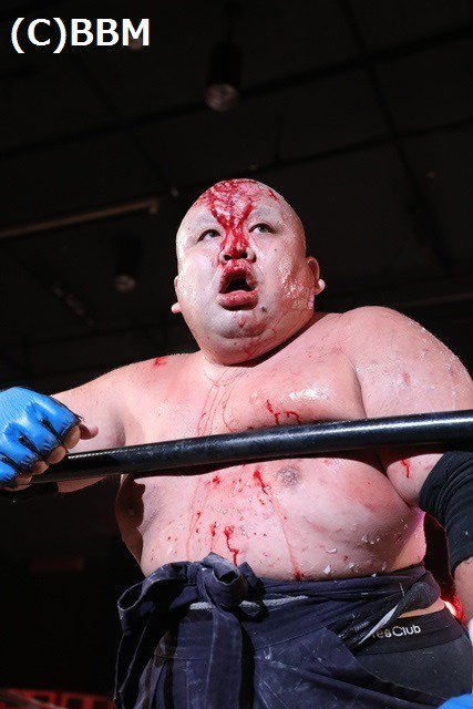"""BJW:""""Death Market 46"""" Hama y Nakanoue mantienen el liderato 4"""