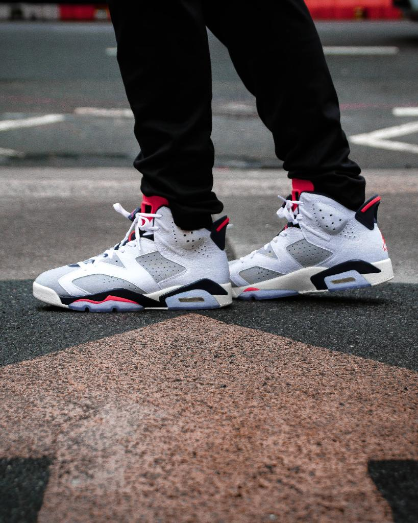 classic fit 968a6 685a2 Taking inspiration from the Nike Air Trainer SC II worn by a young Michael  Jordan comes the next retro drop.  Jordan Retro 6 Tinker  Infrared   Launching ...
