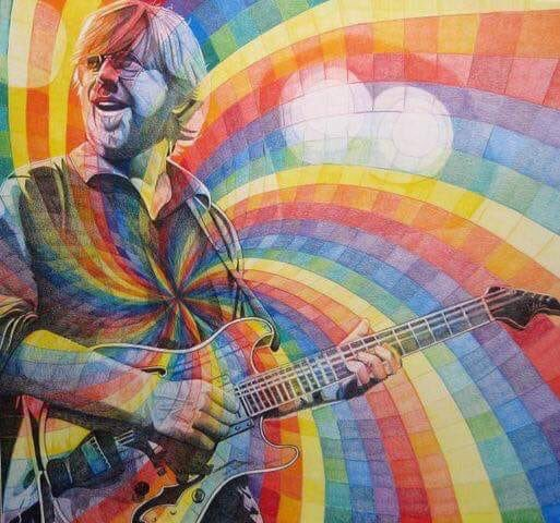 Happy 54th birthday to Ernest Trey Anastasio.