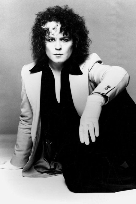 A very happy Birthday to Marc Bolan. He was a real Rock n Roller