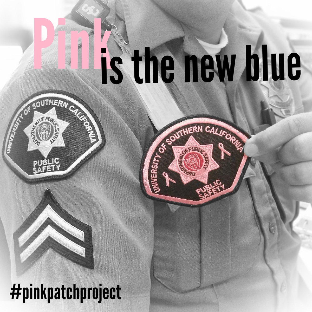 Pink Patch Project on Twitter: