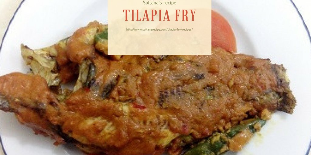There are many tilapia fry recipes. Here I described two recipes. https://t.co/qCLkthC9iX #tilapiafryrecipe #fishfry https://t.co/BBvuKBbMsu
