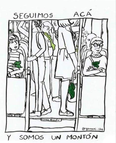 Inst Simone Beauvoir's photo on #AbortoLegalYa