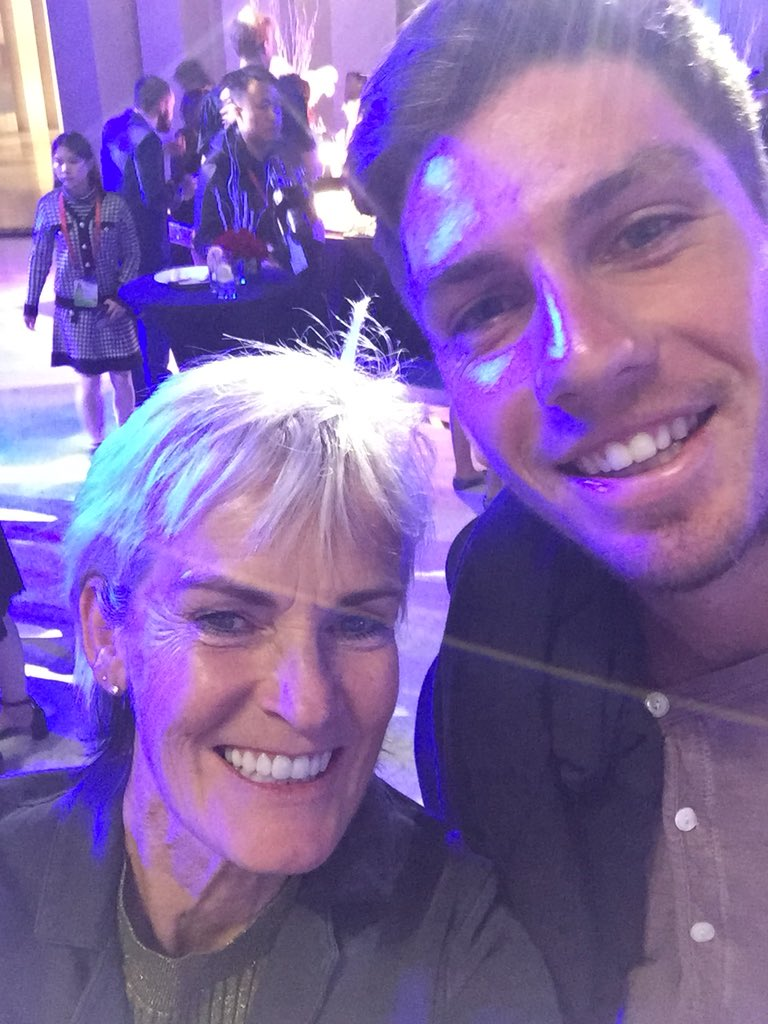 Representing 🏴 at the #ChinaOpen player party. @cam_norrie