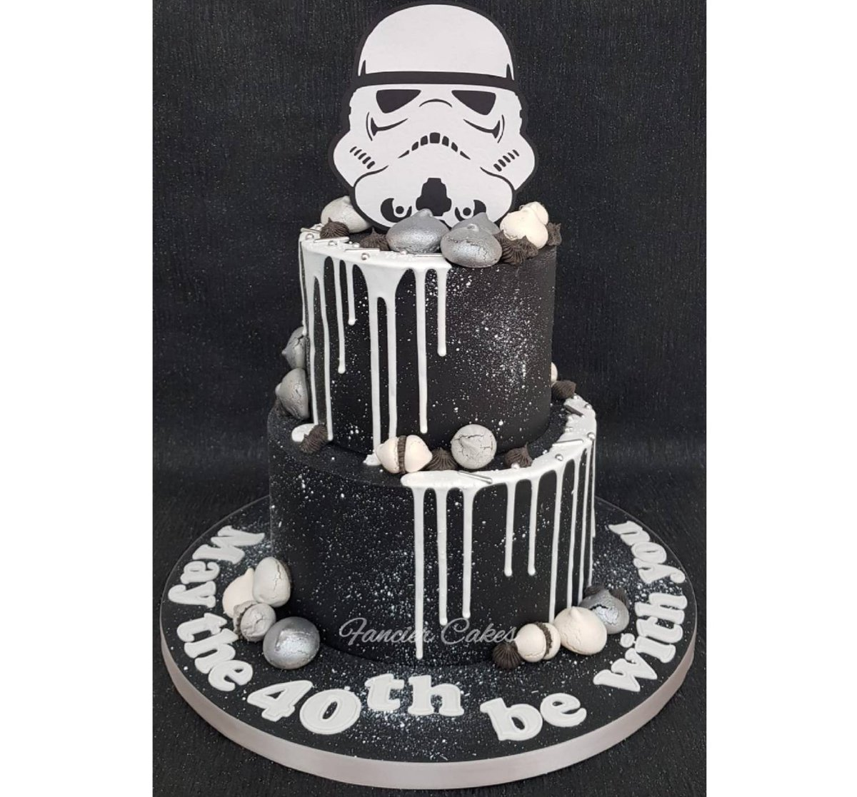 Surprising Fancier Cakes On Twitter Do Or Do Not There Is No Try Just Personalised Birthday Cards Paralily Jamesorg