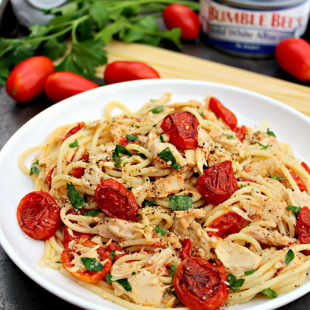 Attention to detail levels up this Tuna Spaghetti recipe by @CompletSavorist https://t.co/nMTESLe9xv https://t.co/pUeZ7F5AXR