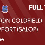 Image for the Tweet beginning: FULL TIME: Sutton Coldfield 26
