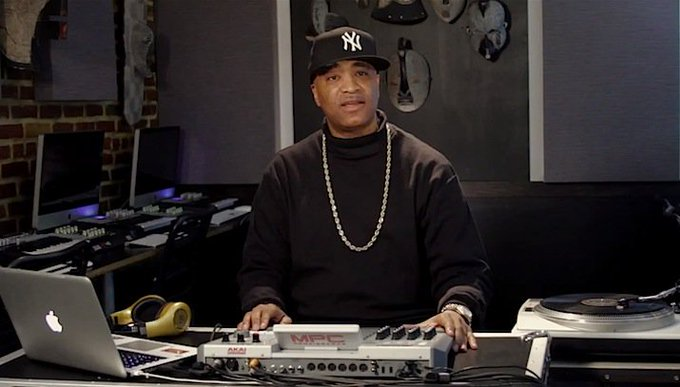 Happy birthday and big shout out to the legendary marley marl !!  thank you for your contribution to hip hop!!