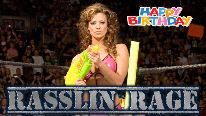 Happy Birthday to Candice Michelle and Trevor Lee!