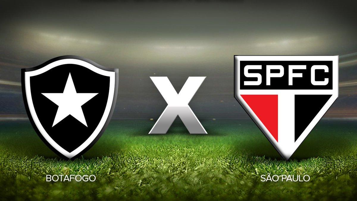 TEMPO REAL  acompanhe Botafogo x São Paulo pela Série A do Brasileiro  https   6c8d3ee750c93