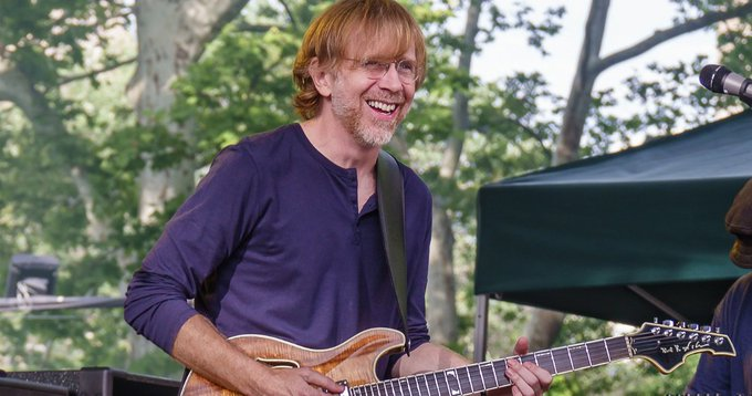 Happy Birthday Trey Anastasio: Fall 1994 Interview With Steve Silberman