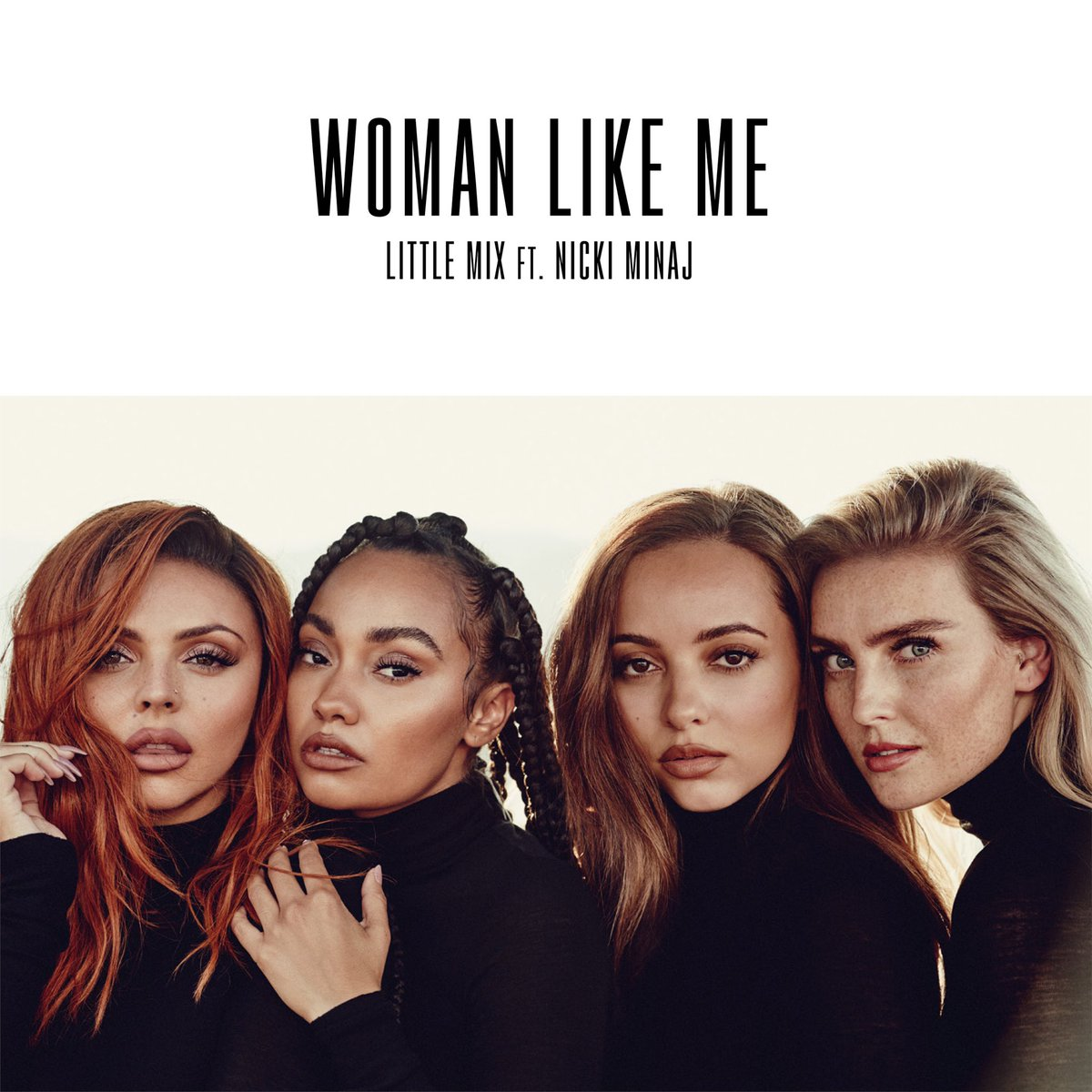 #WomanLikeMe ft @NICKIMINAJ  out 12.10.18. the girls x
