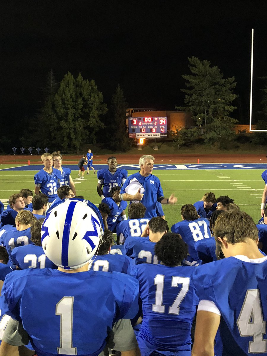 Mccallie Football On Twitter We Had A Great Region Win Friday
