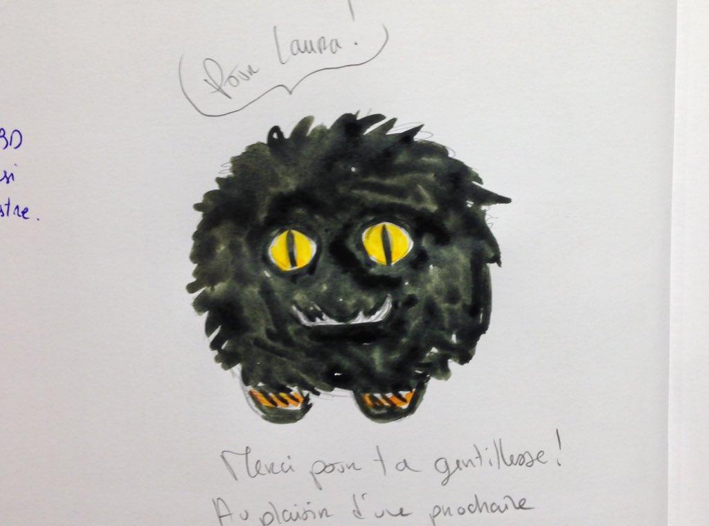 [Court-métrage] Le petit Monstre d'Anais Vachez - Page 2 DoXV3R4WsAAPkiI