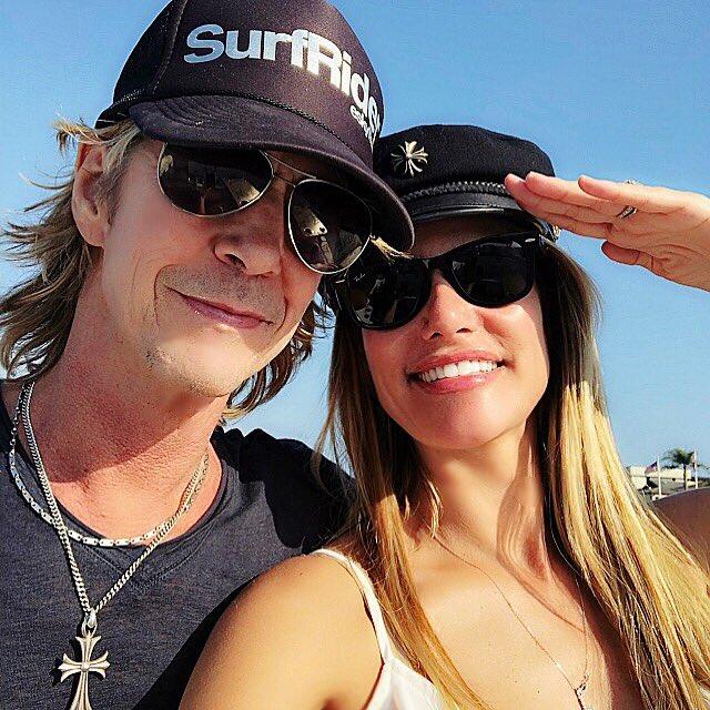 Boating adventures w my husby @DuffMcKagan 🛥⚓️💘 . @SilverSeasYacht #cali #sundayfunday … https://t.co/XYy3YSk3Yo… https://t.co/THxlDJFf65
