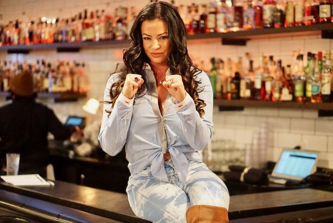 Happy Birthday to former WWE Women\s Champion Candice Michelle who turns 40 today!