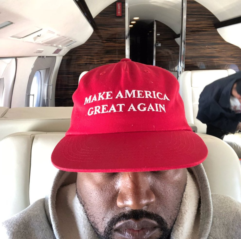 Kanye West Booed for Pro Trump Speech on SNL