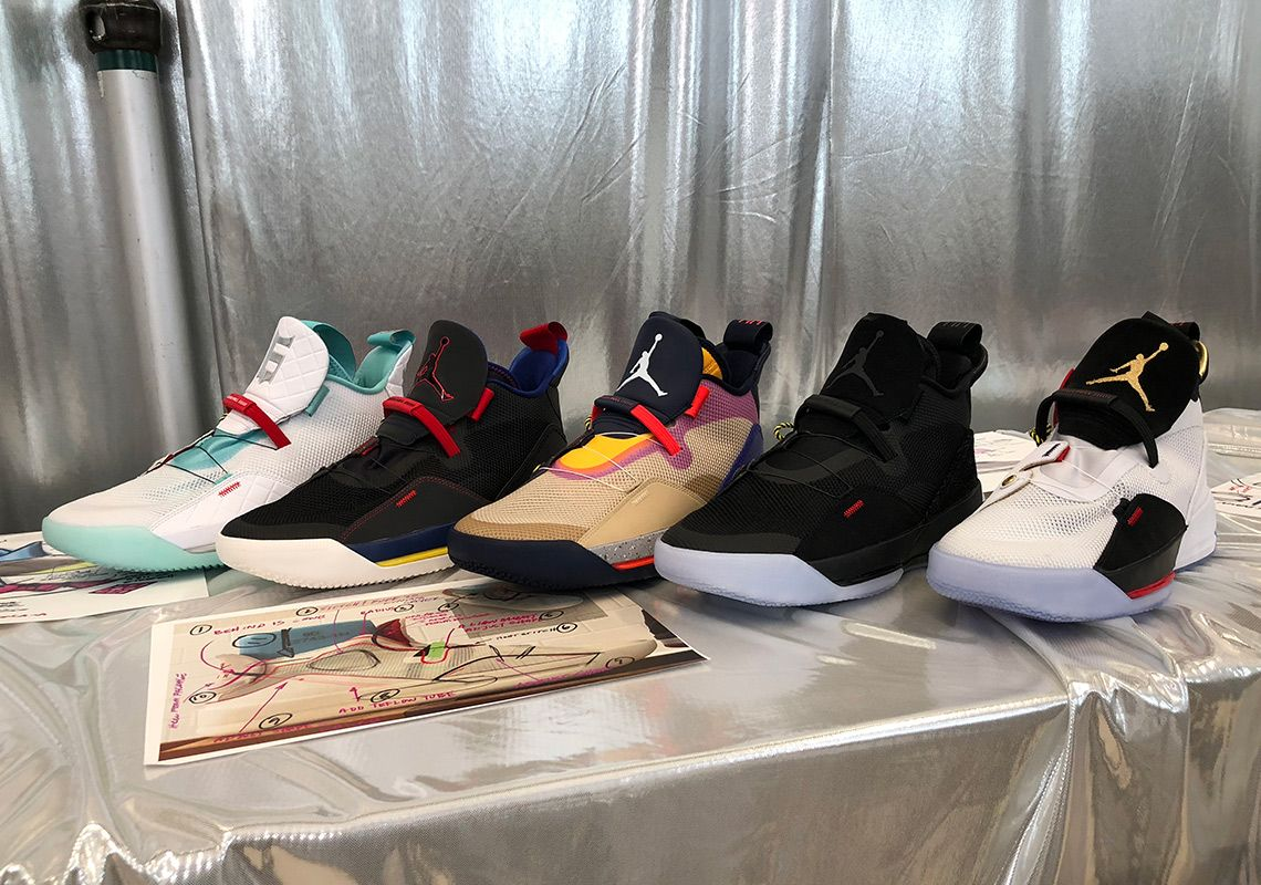 0c6cd7fbb9dfdc The first five Jordan 33 colors hitting retailers. Rank   empic.twitter.com Cu0rFBcacY