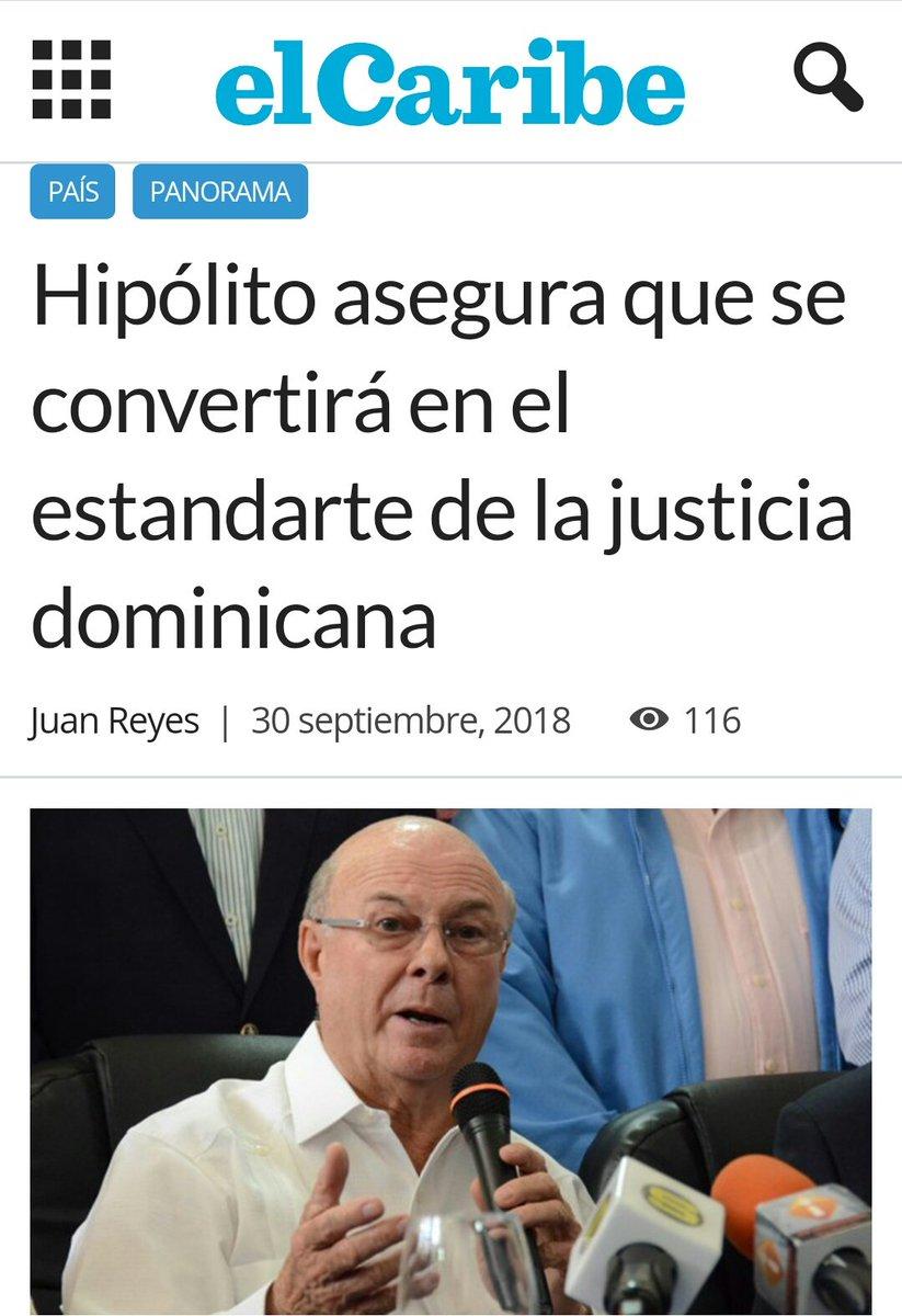 Dαuяy Sαиtαиα S Tweet Dice Hipólito Mejía Que El Hará