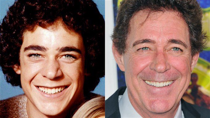 Happy 64th Birthday to Barry Williams! The actor who played Greg Brady in The Brady Bunch.