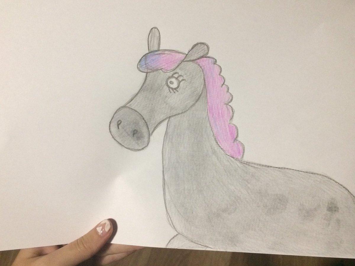 кухня, рисунок к рассказу конь с розовой гривой легкий первую очередь