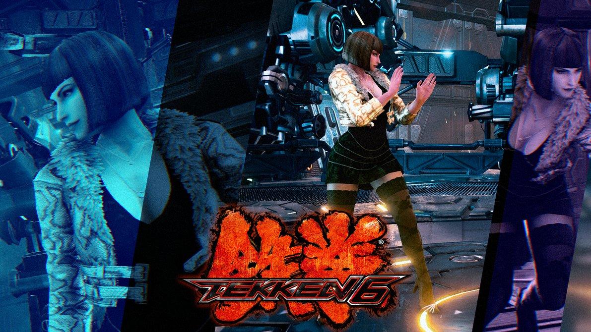 Wonkey On Twitter Tekken 6 Inspired Anna Williams By Mattplara Https T Co O4njhdnbne