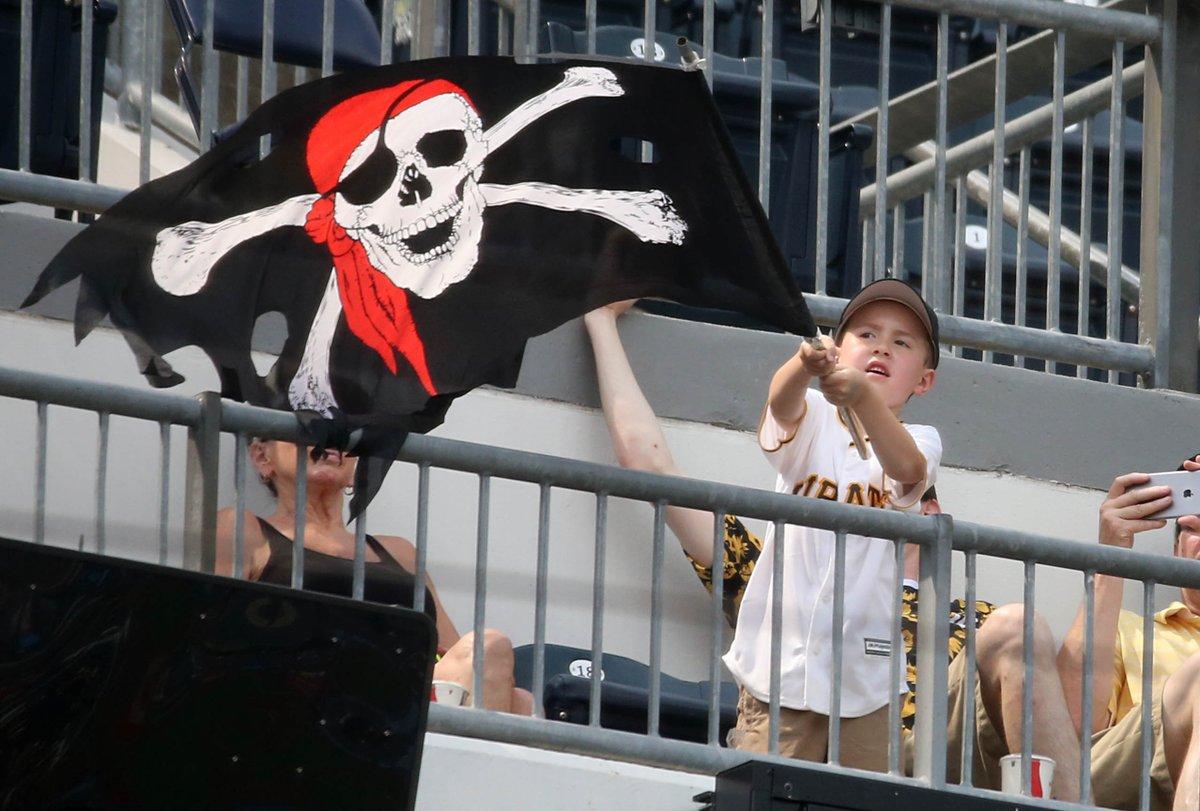Pirates's photo on #RaiseIt