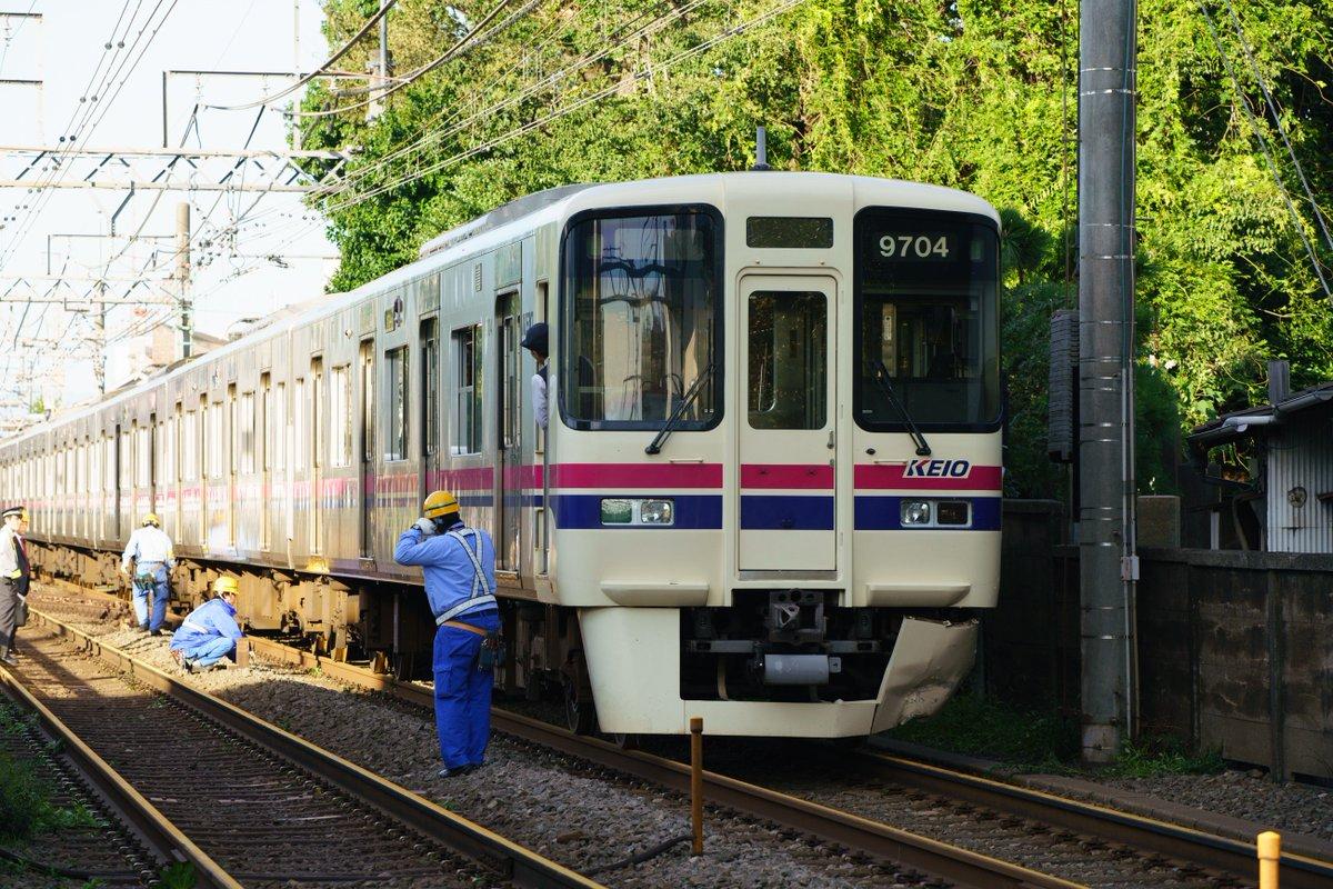 線 復旧 いつ 京王