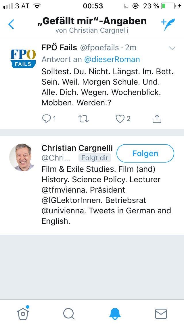 Roman Möseneder On Twitter Christian Kannst Du Mir Einen Platz