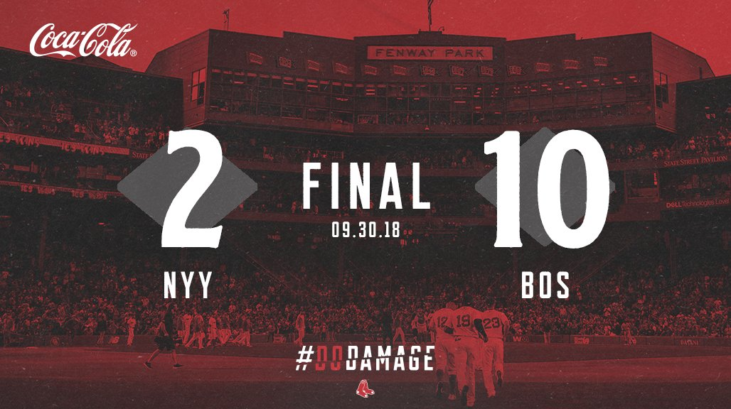 Ended the regular season with a bang! #DirtyWater  🔗https://t.co/uvo0bzFVCS