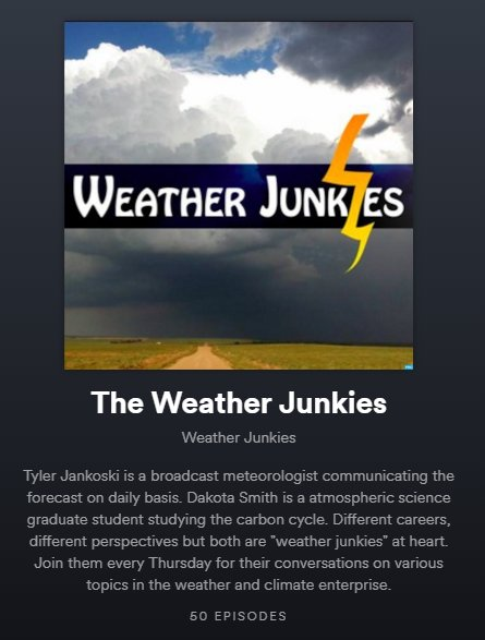 News - Five podcasts for weather, space, and science