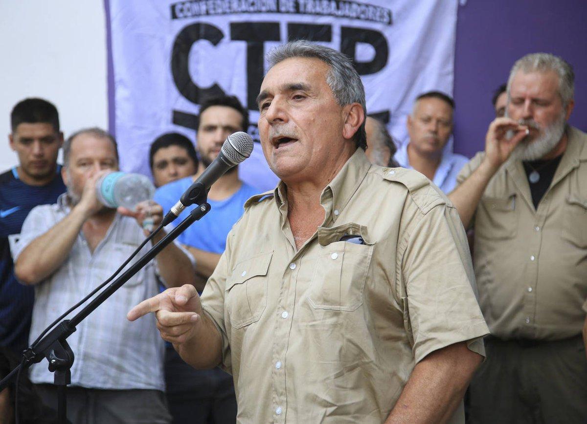 Juan Carlos Schmid renunció a la CGT y partió el triunvirato