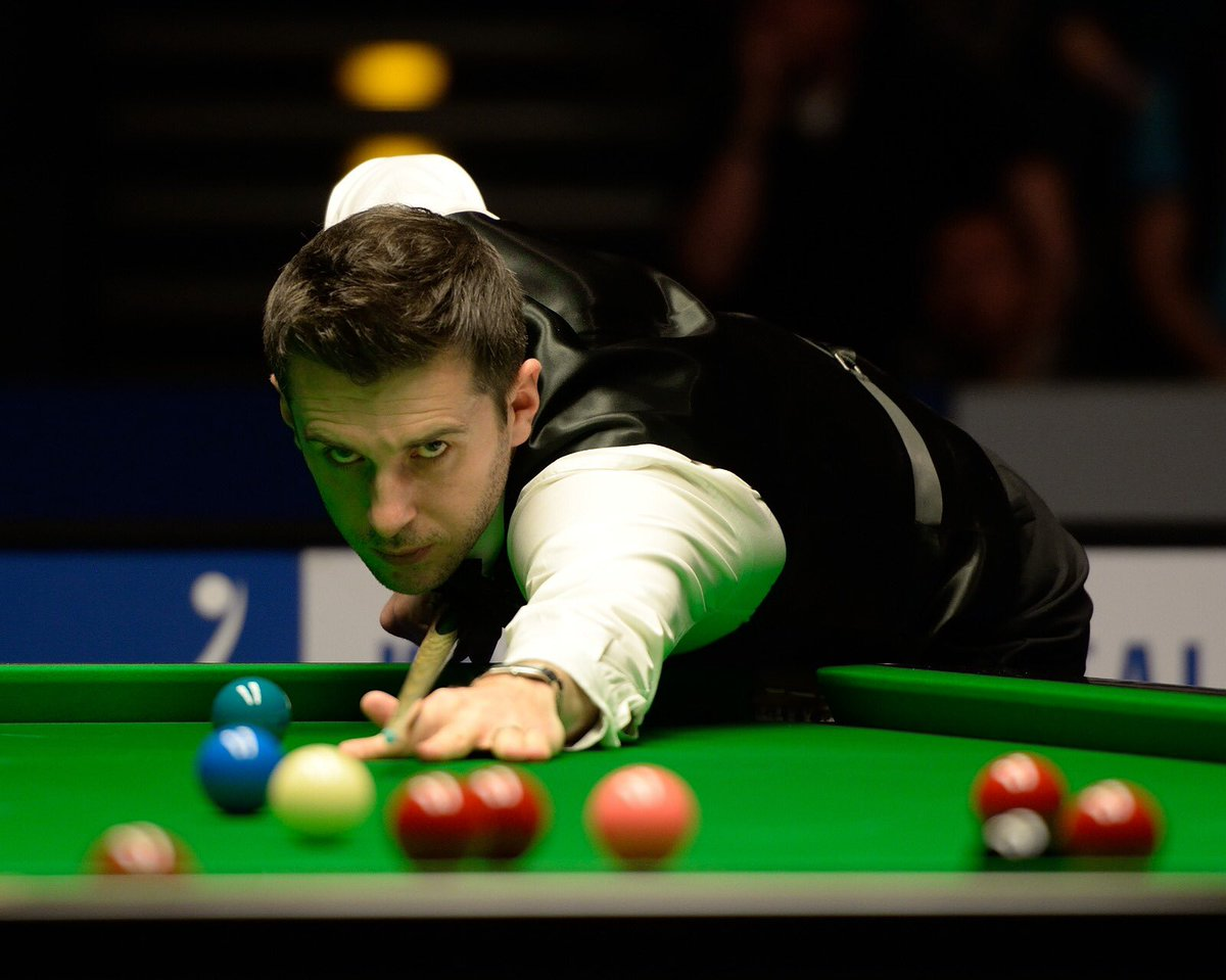 China Championships. First place Mark Selby. Big respect from Taom. #truechampion #future