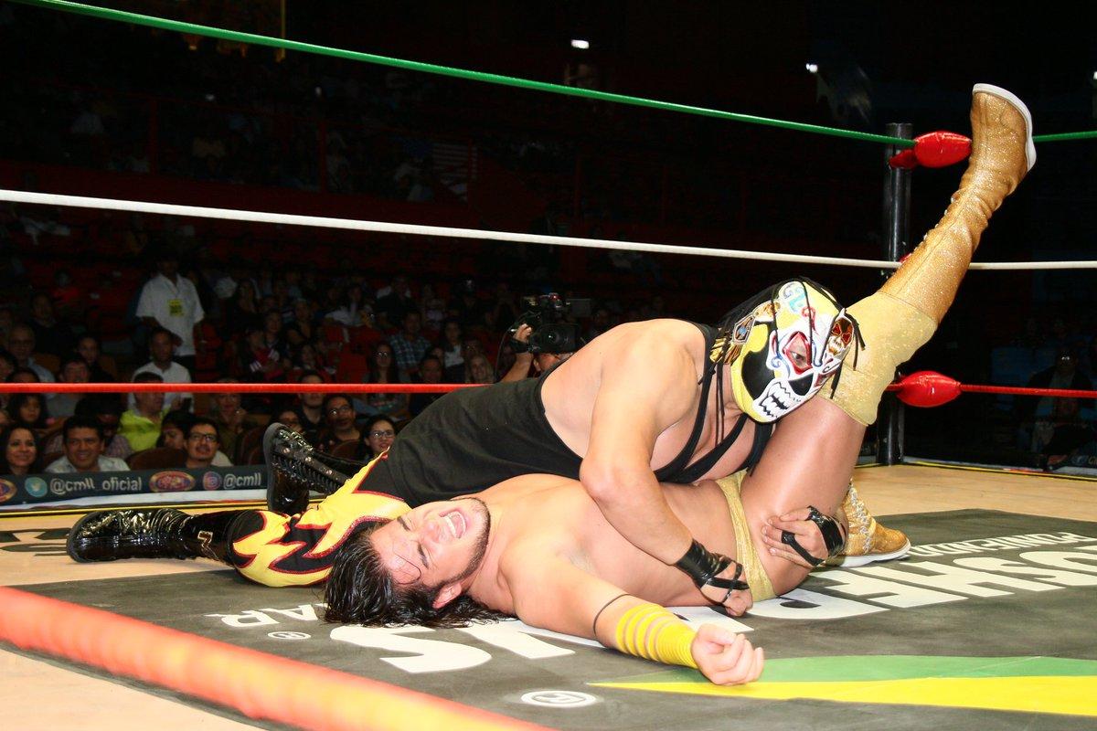 CMLL: Una mirada semanal al CMLL (Del 27 septiembre al 3 octubre de 2018) 10
