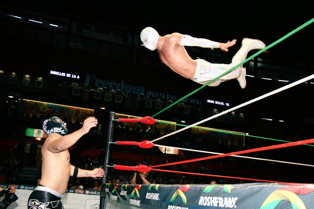 CMLL: Una mirada semanal al CMLL (Del 27 septiembre al 3 octubre de 2018) 11