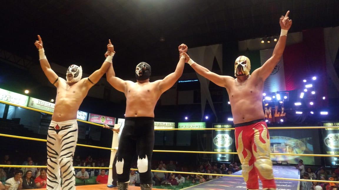 CMLL: Una mirada semanal al CMLL (Del 27 septiembre al 3 octubre de 2018) 12