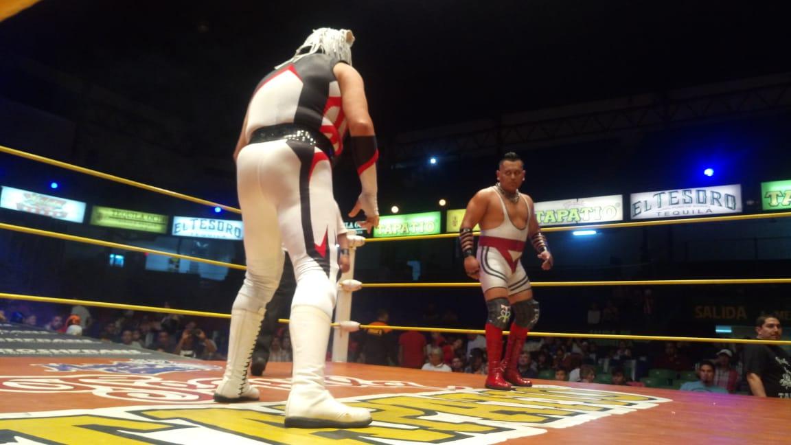 CMLL: Una mirada semanal al CMLL (Del 27 septiembre al 3 octubre de 2018) 13