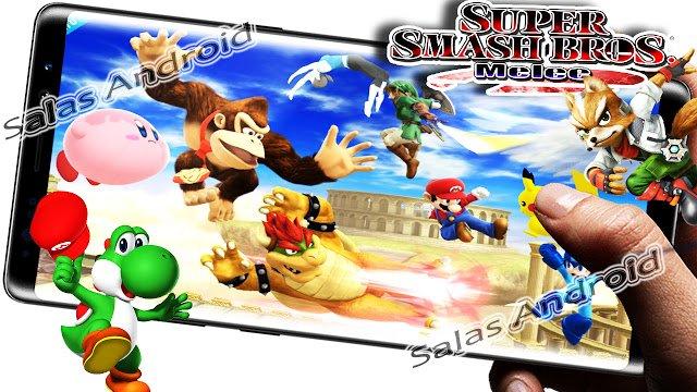 Super Smash Bros iso