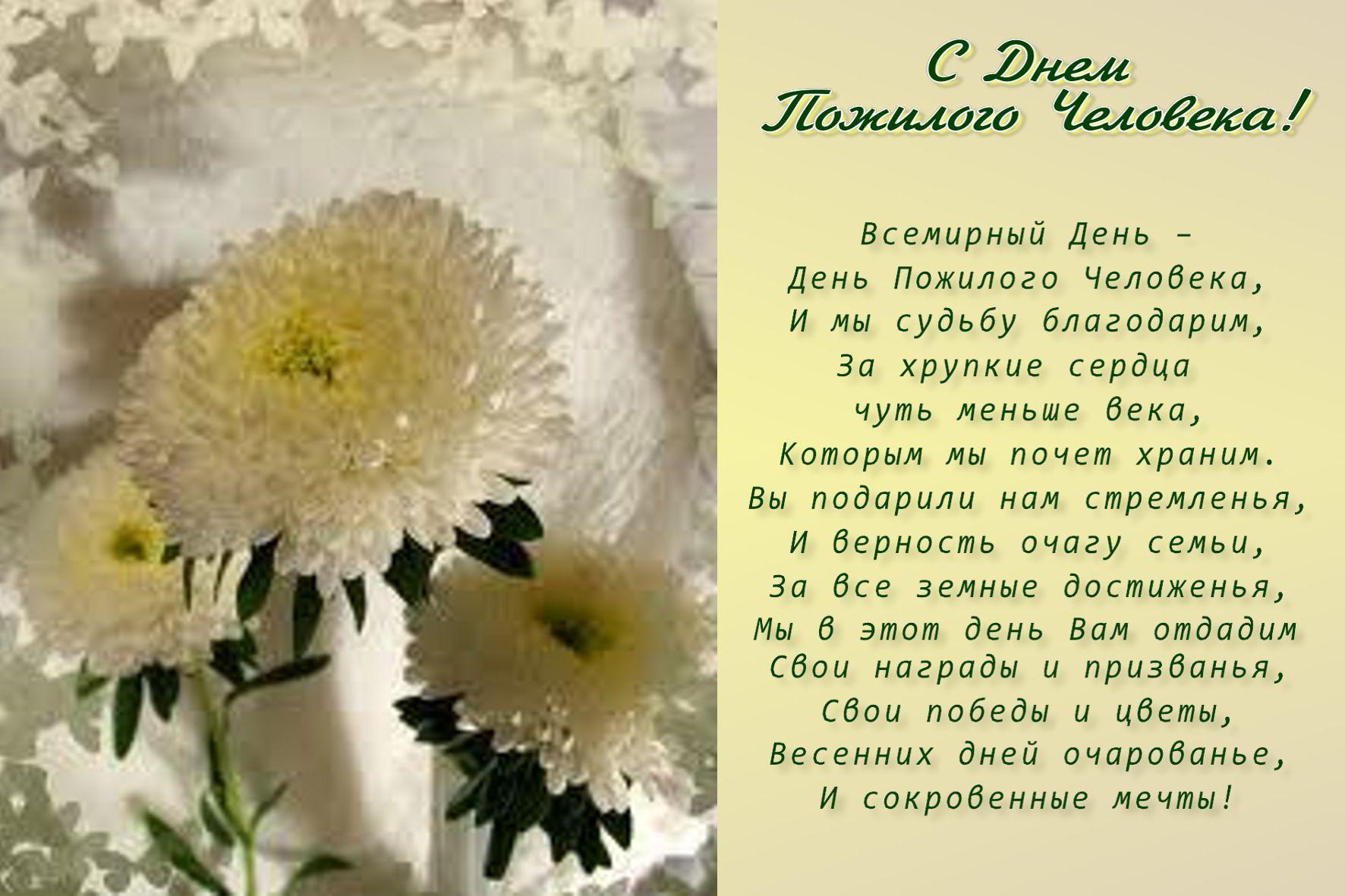 Весна картинки, открытка день пожелого человека