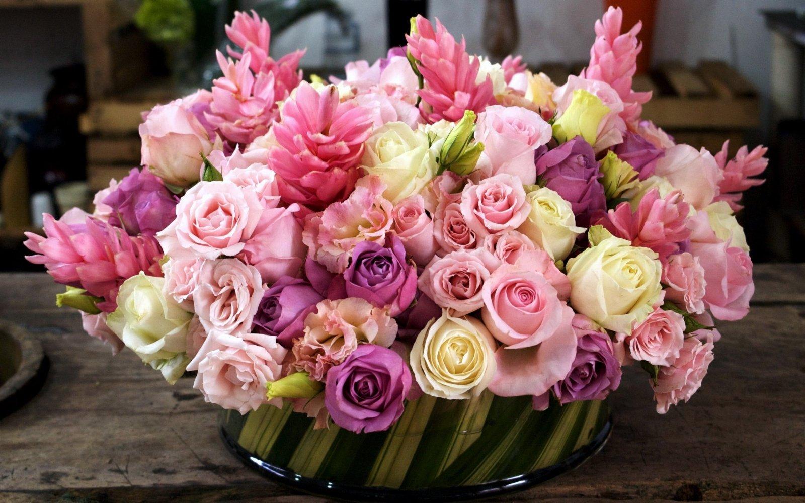 Открытки с необычными цветами красивые, цифрой