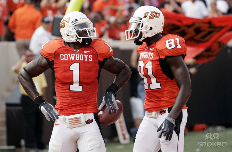 College Teammates On Twitter Dez Bryant And Justin
