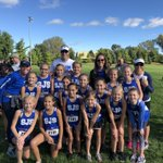 Image for the Tweet beginning: Awesome job JV Cross Country