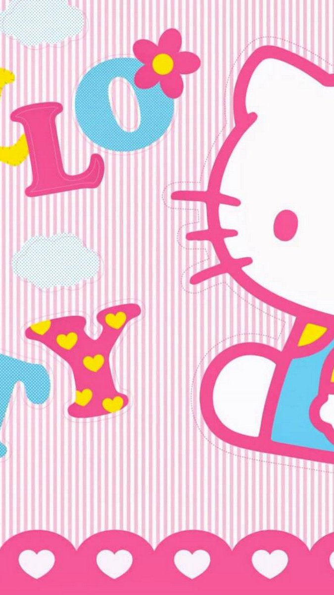Live Wallpaper Hd On Twitter Free Download Hello Kitty