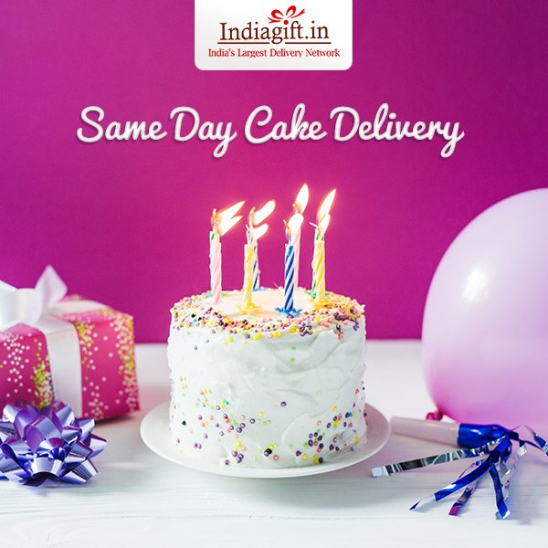 Fabulous Indiagift On Twitter Get Same Day Delivery Of Delicious Cakes Personalised Birthday Cards Veneteletsinfo