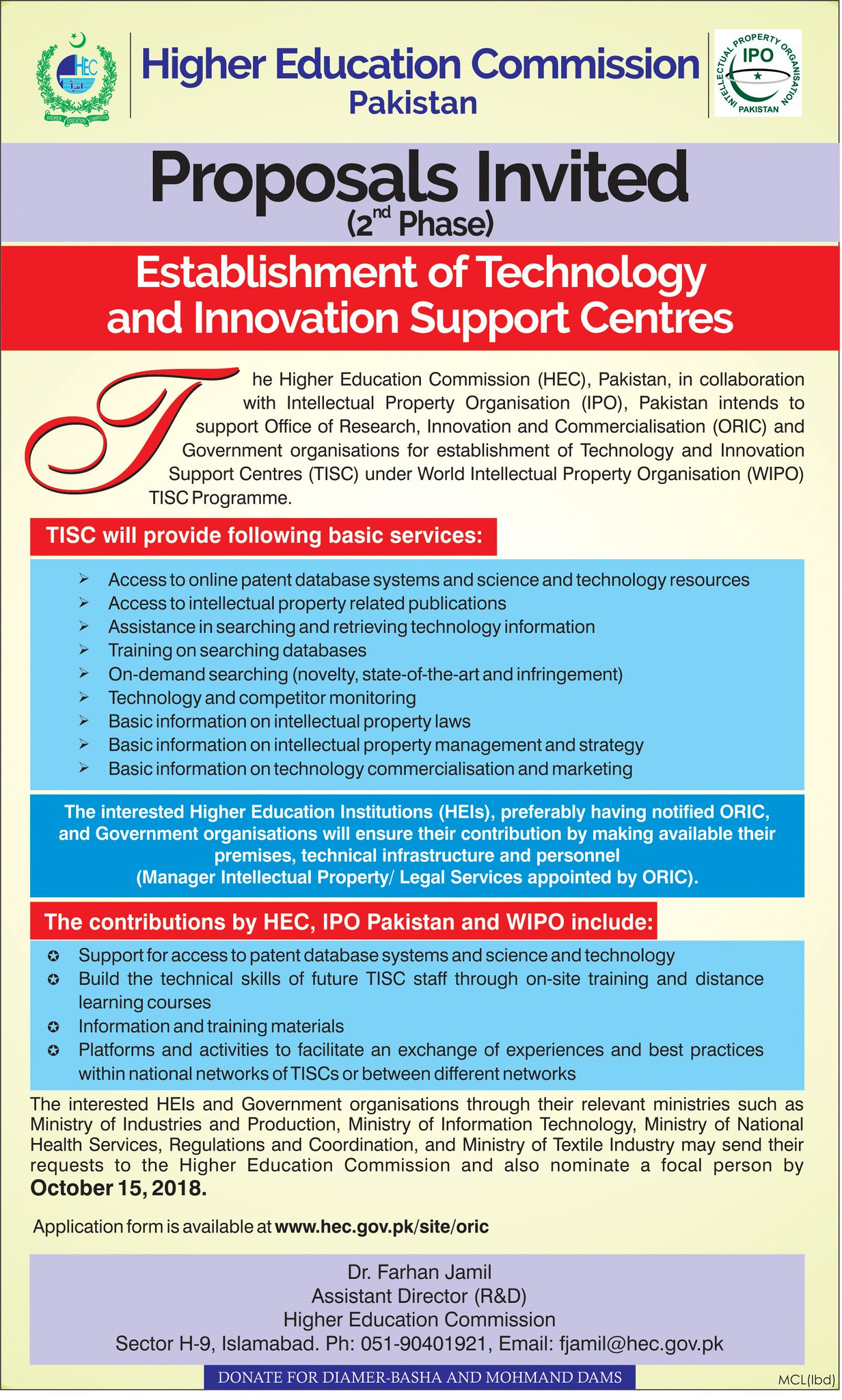 HEC Pakistan on Twitter: