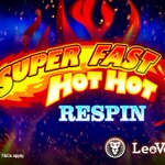 Image for the Tweet beginning: Check out Super Fast Hot