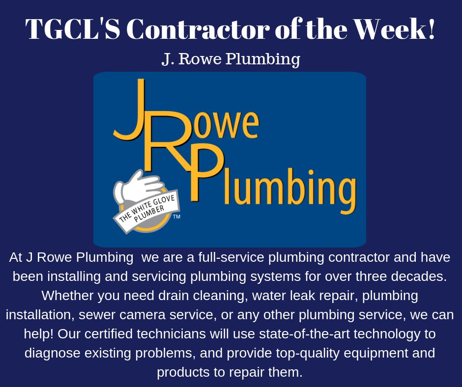 The Good Contractors List On Twitter Our Contractor Of The Week Is