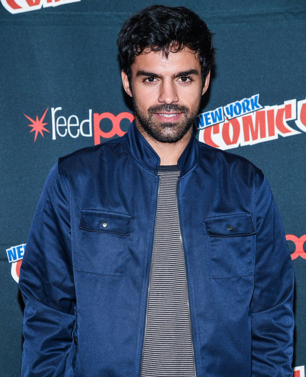 Our @seanjteale and the cast of @TheGiftedonFOX were a brilliant panel at this year's @NY_Comic_Con! Don't miss him today on Good Morning New York at 9.10am EST / 2.10pm GMT talking about the explosive new series #NYCC18 #GoodMorningNewYork #TheGifted