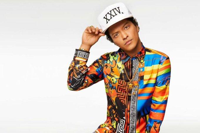 Happy Birthday to Bruno Mars