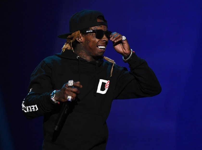 .@LilTunechi's Tha Carter V is the No. 1 album in the country. thefader.com/2018/10/07/lil…